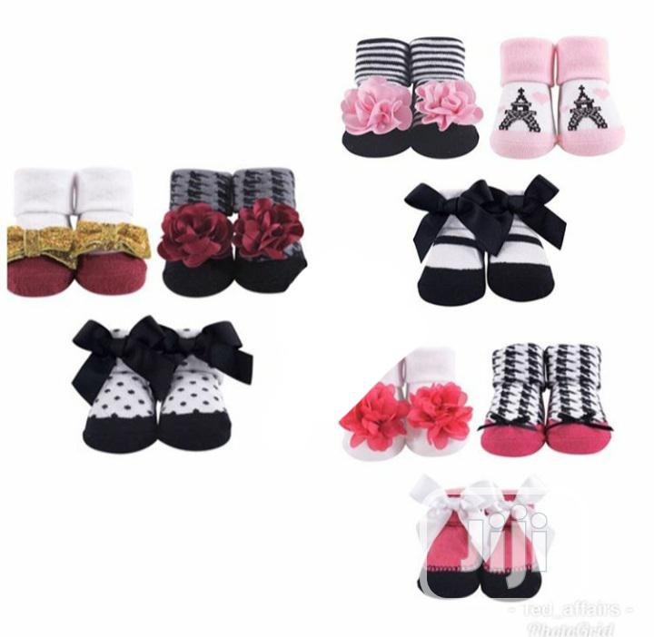 Archive: 3in1 Baby Booties