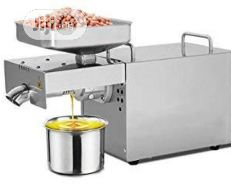 Oil Extractor Machine Tabletop
