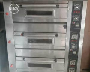 6 Trays 3 Deck Gas Oven Economic Oven 2020 | Industrial Ovens for sale in Lagos State, Ikeja