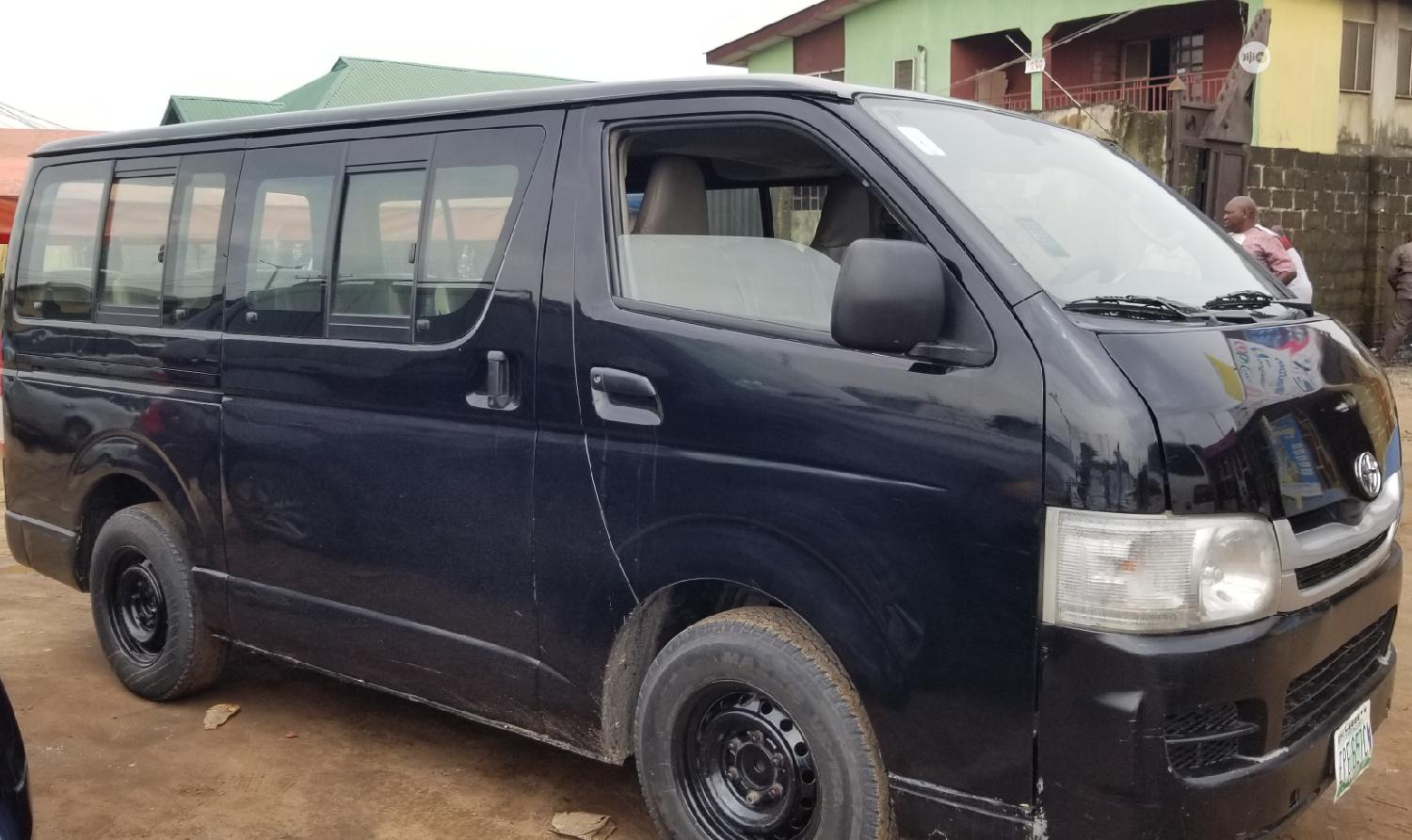 Archive: Toyota Hiace Hummer One Registered