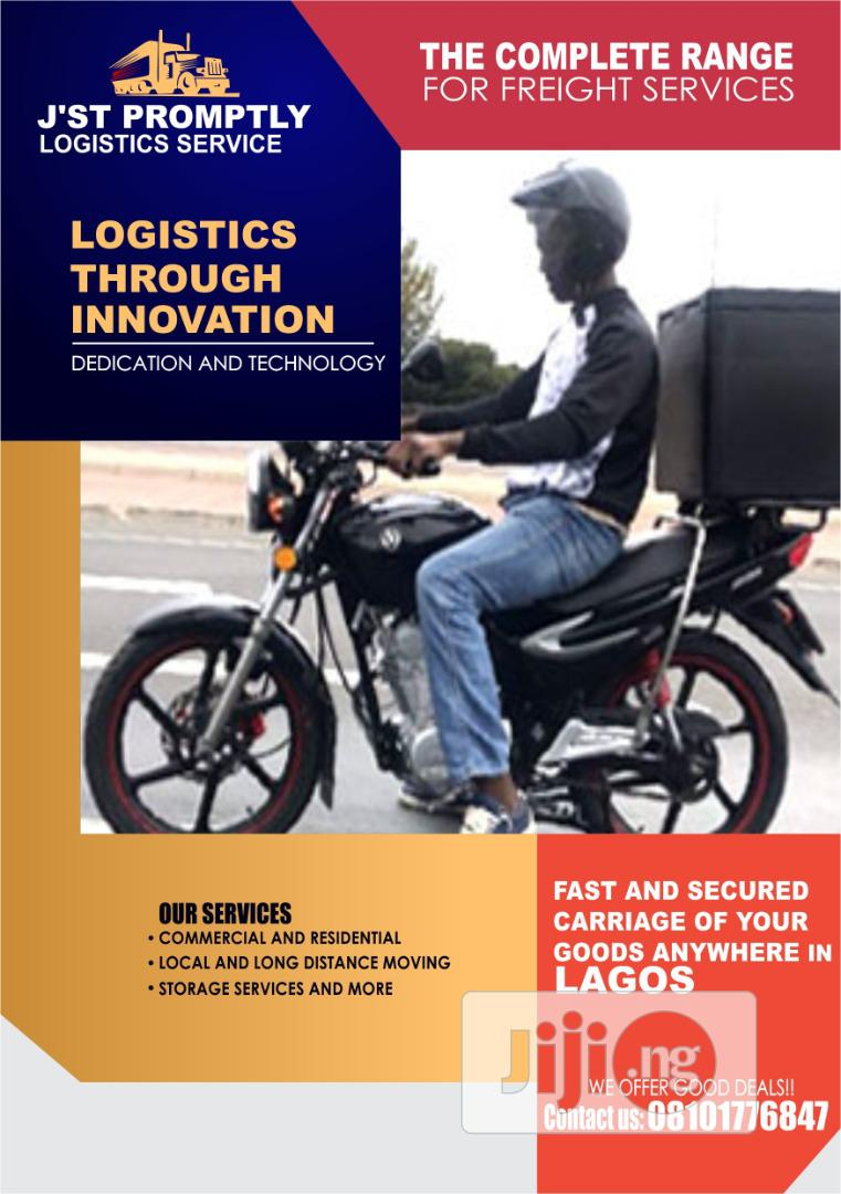 Swift Interstate Delivery At Your Doorstep