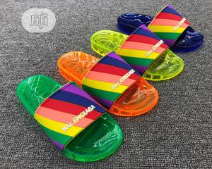 Balenciaga Adults Jelly Slippers / Slides | Shoes for sale in Ogun State, Abeokuta South