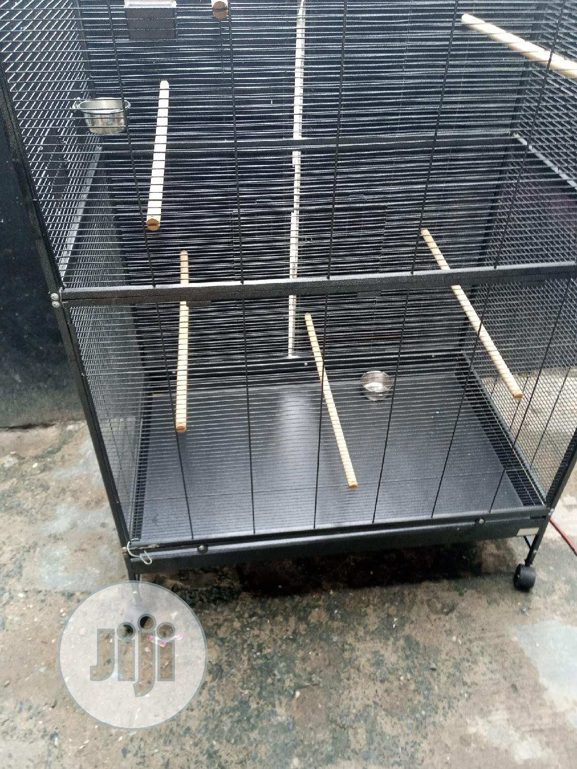 Giant Bird & Parrot Cage | Pet's Accessories for sale in Ikeja, Lagos State, Nigeria
