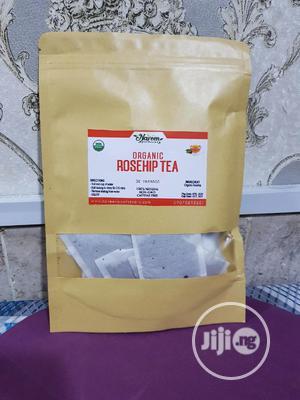 Organic Rosehip Tea (30 Tea Bags)   Vitamins & Supplements for sale in Lagos State, Surulere