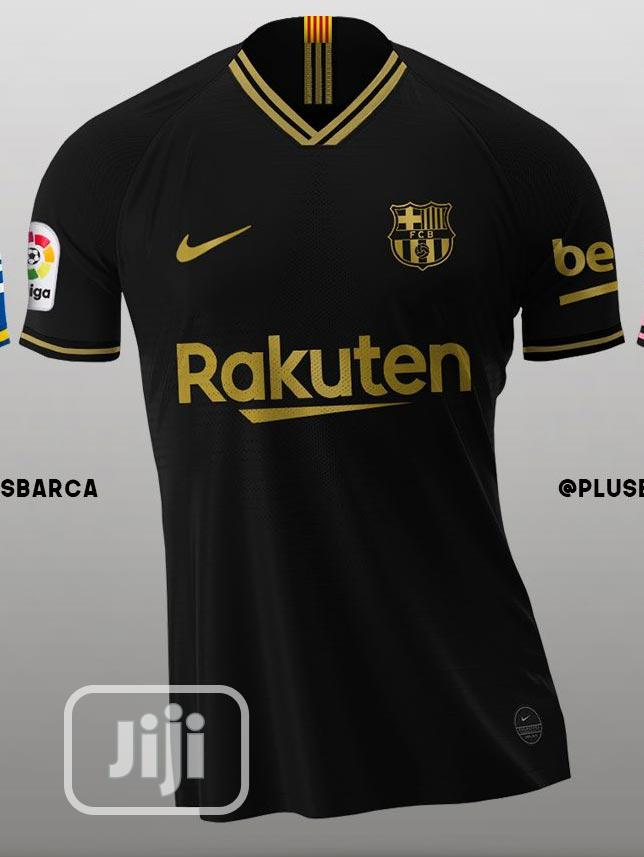 Archive: Latest Jersey