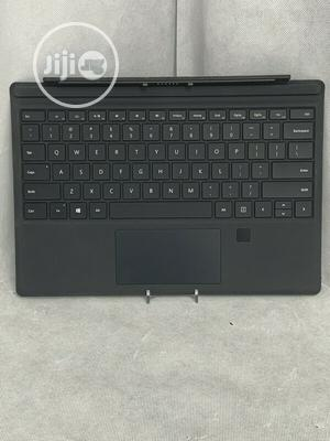 Microsoft Surface Pro 4 Type Cover Keyboard With Fingerprint | Computer Accessories  for sale in Lagos State, Ikeja