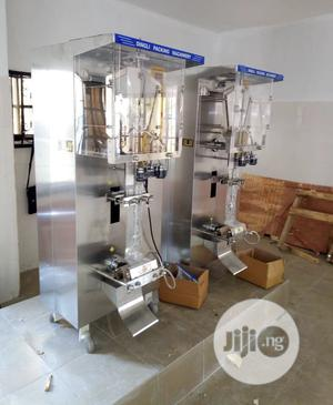 Sachet Water Pure Water Sachet Water Machine   Manufacturing Equipment for sale in Lagos State, Ojo