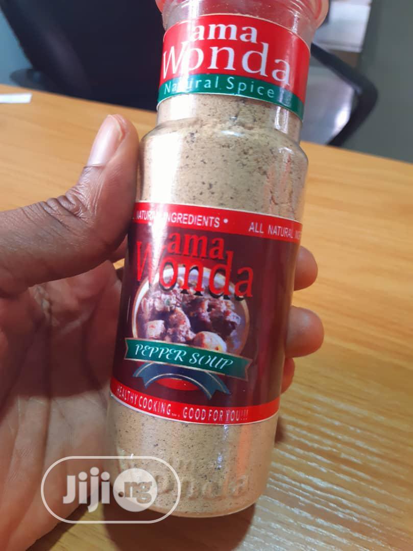Ama Wonda Spices