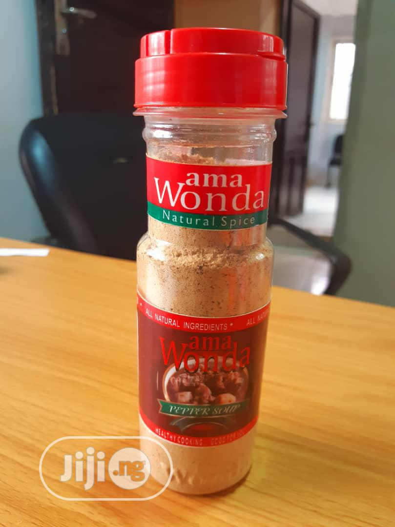Ama Wonda Spices   Meals & Drinks for sale in Ikeja, Lagos State, Nigeria