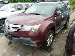Acura MDX 2008 SUV 4dr AWD (3.7 6cyl 5A) | Cars for sale in Lagos State, Apapa