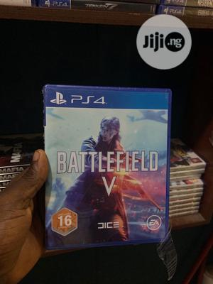 Brand New Ps4 Battlefield V | Video Games for sale in Lagos State, Ikeja