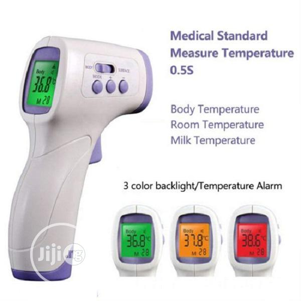 Non Contact Infrared Thermometer | Medical Equipment for sale in Ilupeju, Lagos State, Nigeria
