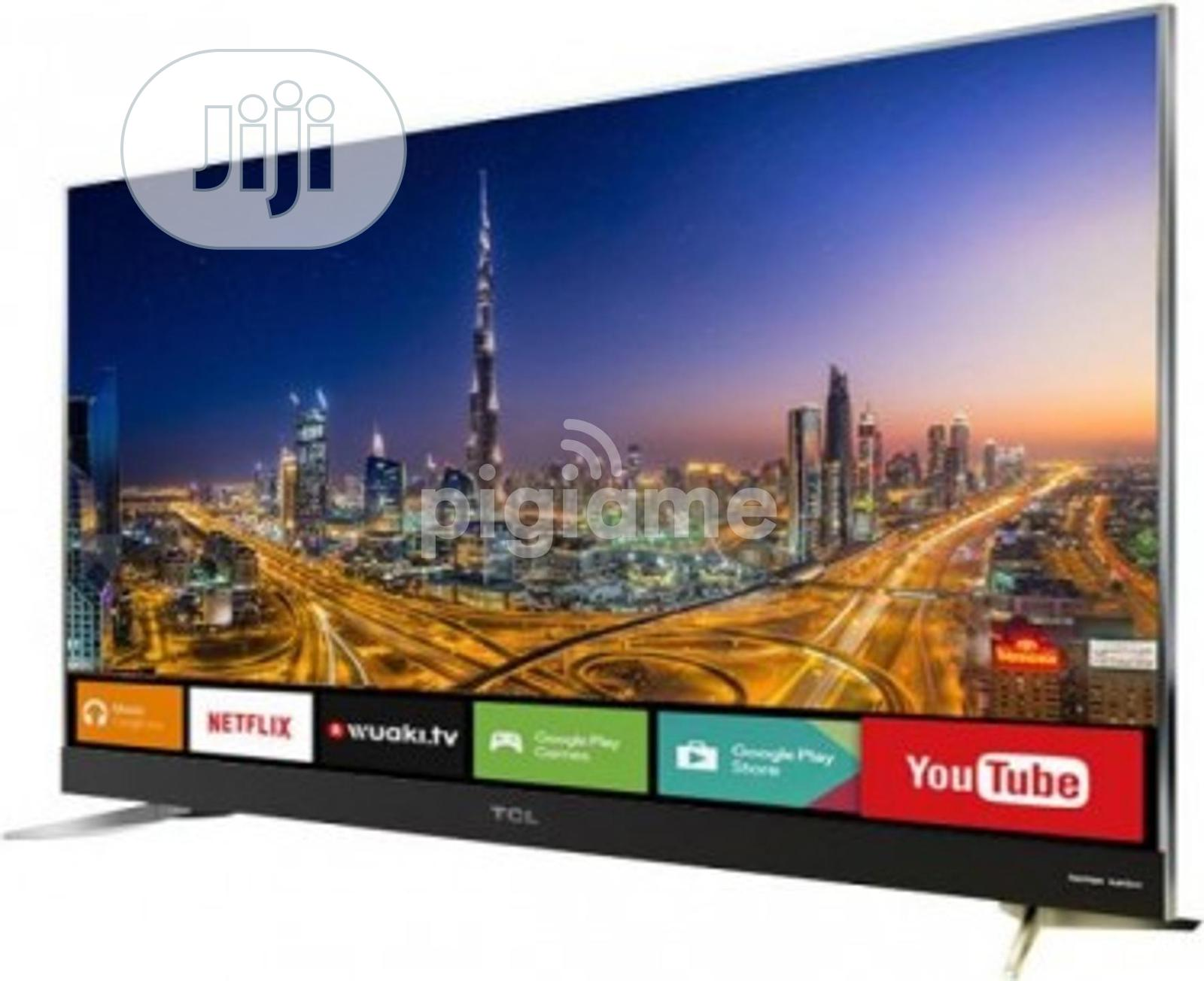 TCL 75 Inches Smart LED Android Uhd 4K Television-75p8m