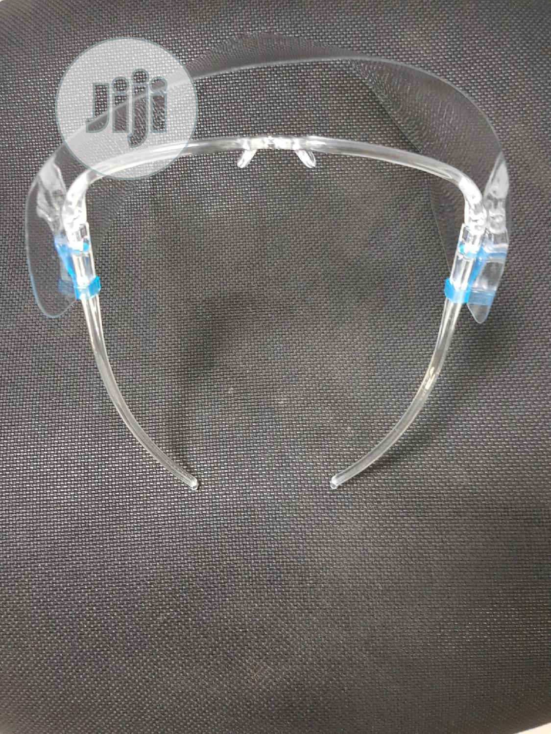 Archive: Face Shield With Glasses