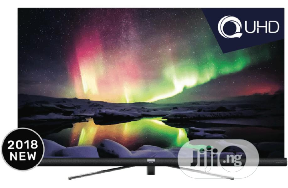 TCL 65 Inch Smart 4K Quhd LED Android Television-65c6us