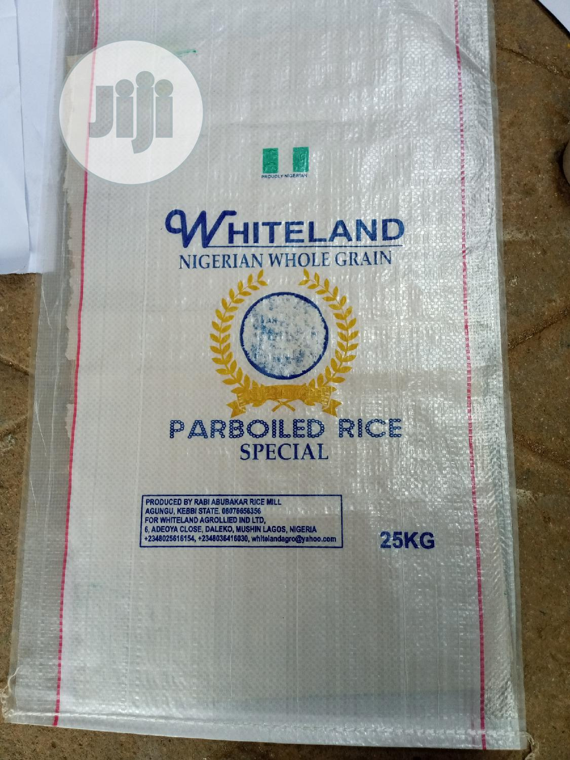 Nylon Packaging Bags Printing.   Printing Services for sale in Central Business Dis, Abuja (FCT) State, Nigeria