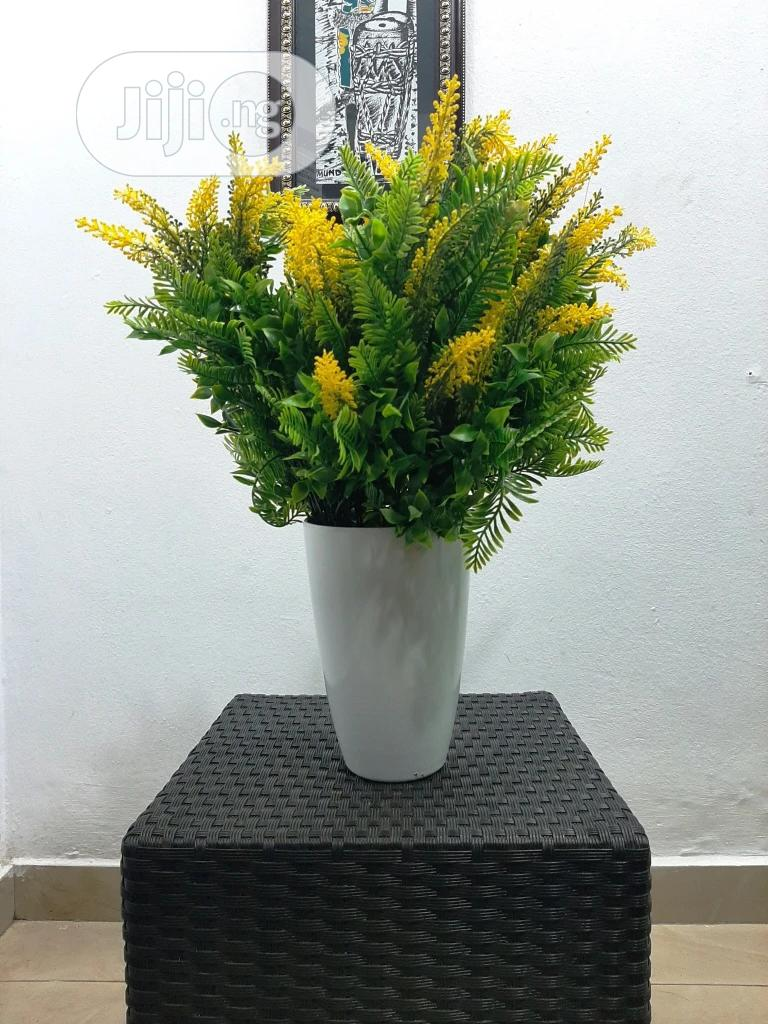 Quality Plastic Potted Vase