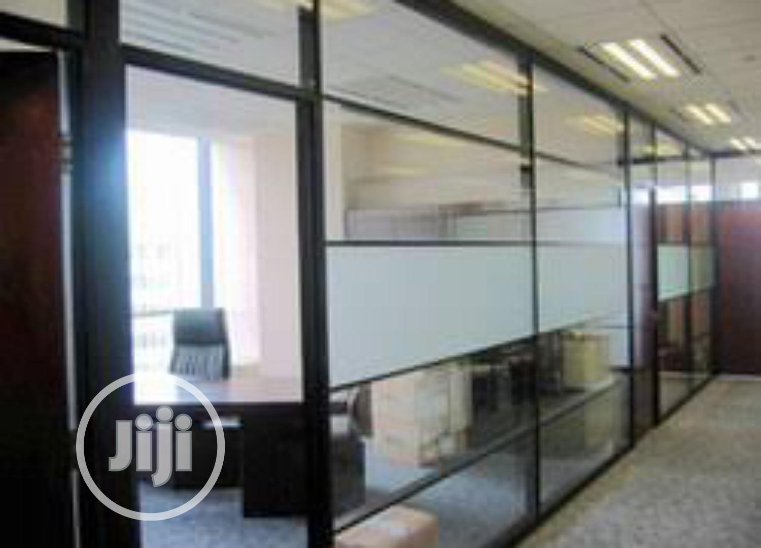 We Sale And Install Modern Aluminum Doors And Windows