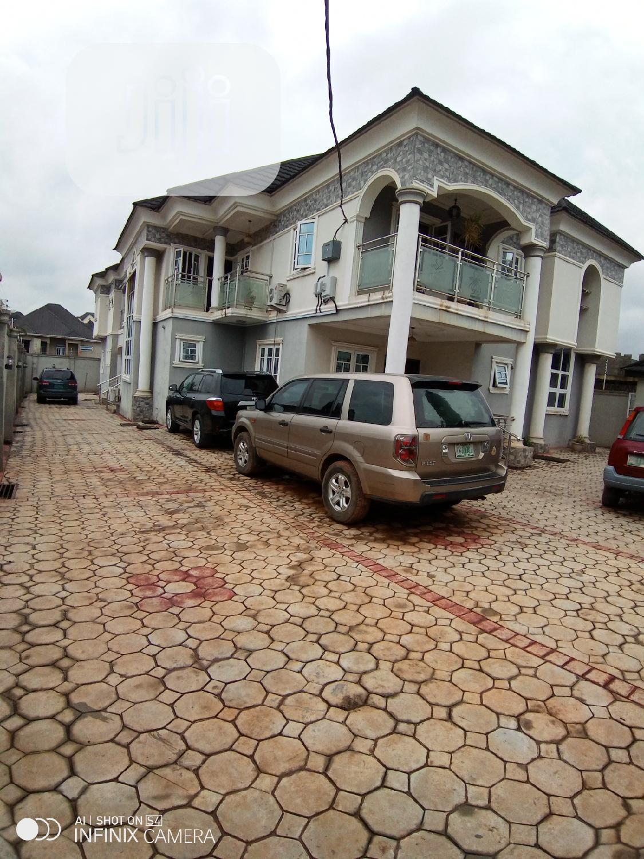 Superb 3bedroom Flat Apartment At Prime Estate Iyana Ipaja