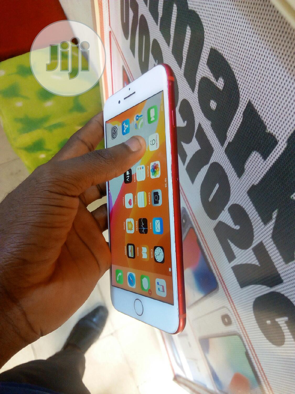Apple iPhone 8 Plus 64 GB Red   Mobile Phones for sale in Ikpoba-Okha, Edo State, Nigeria