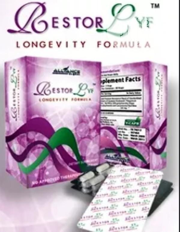 Restor Lfy – Anti- Aging (Alliance in Motion)