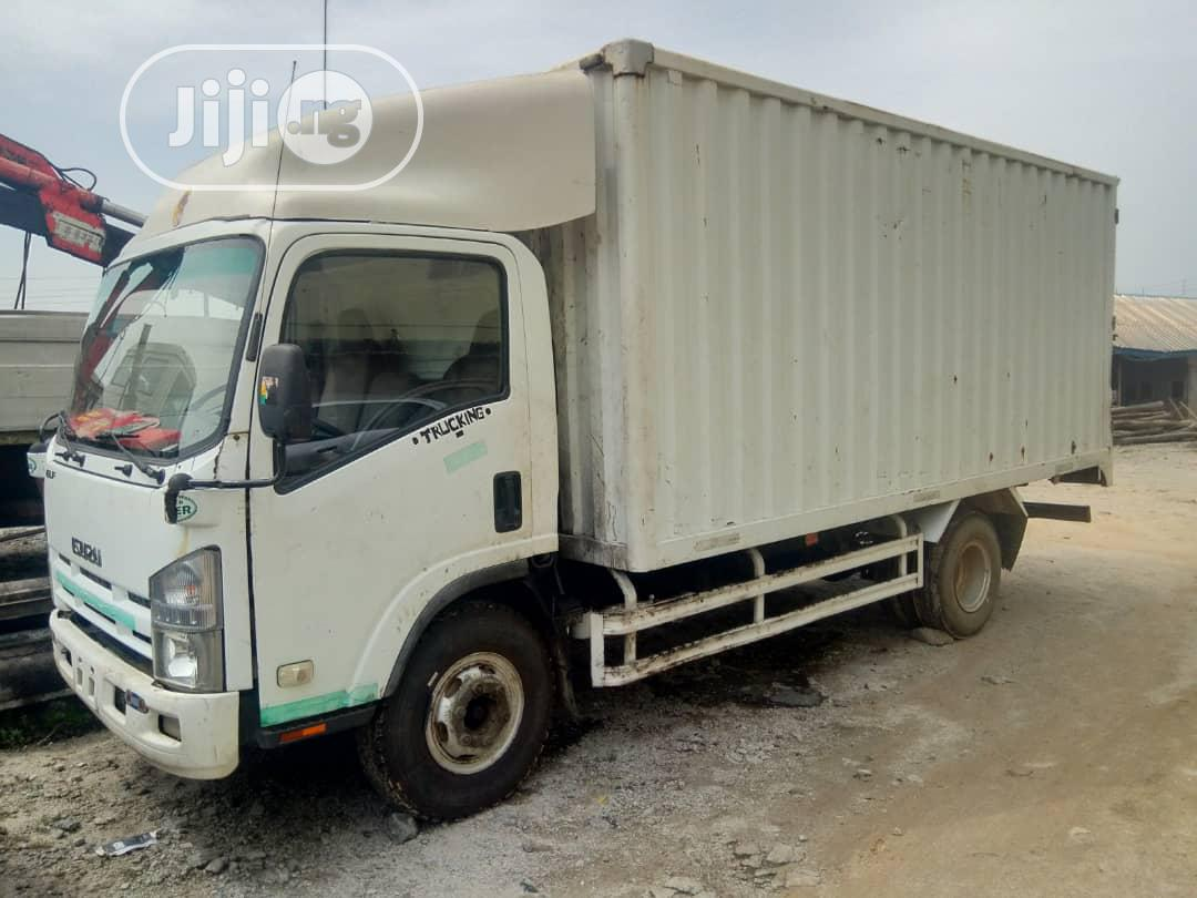 Isuzu 700P Elf Npr Cargo Truck (Must Sell Today)