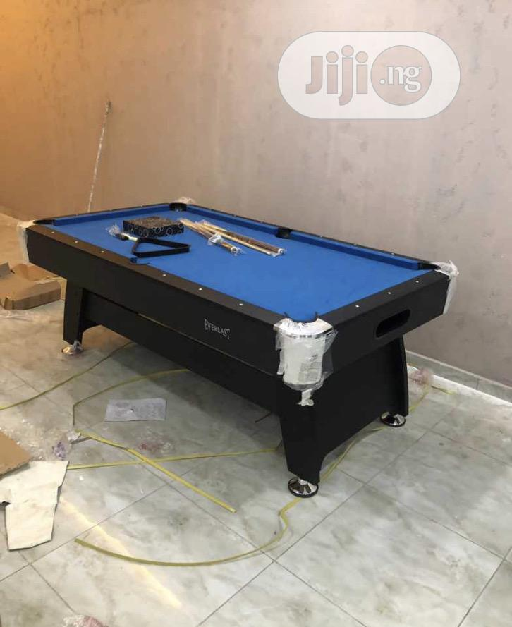 Snooker Board With Accessories