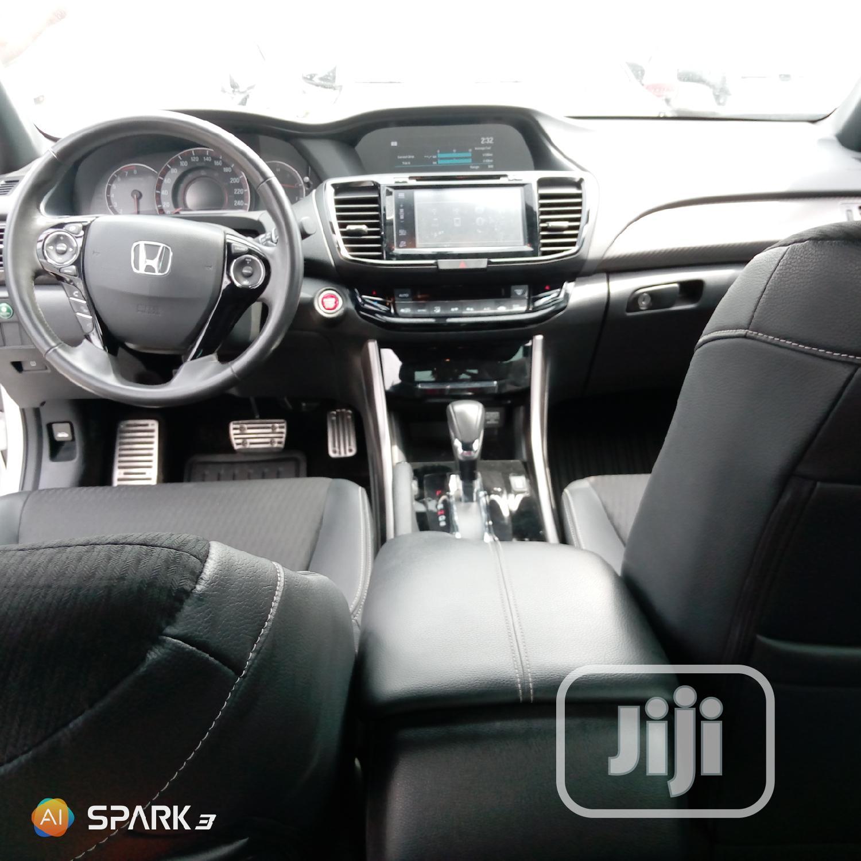 Honda Accord 2017 White | Cars for sale in Ikeja, Lagos State, Nigeria