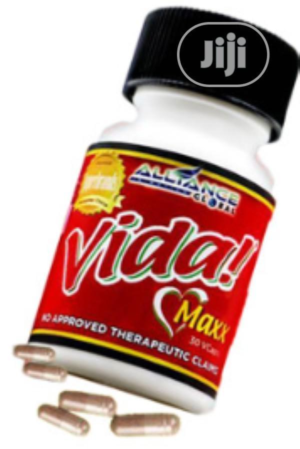 Vida Maxx Organic Healthy Heart Alkaline Food Supplement.