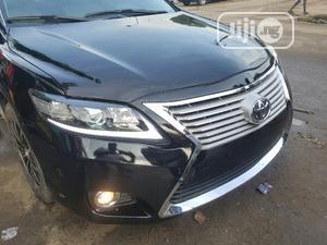 Upgrade Your Toyota Camry To Luxus Type