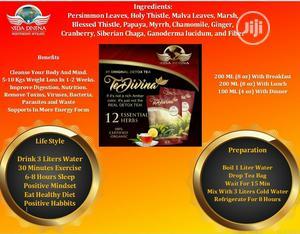 TEDIVINA(Original Detox Tea) | Vitamins & Supplements for sale in Lagos State, Alimosho