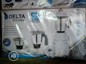 Delta Eco Logic Mixer Grinder 1000watts, 100% Copper Engine.   Kitchen Appliances for sale in Lagos State, Ojo