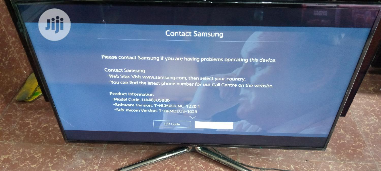"48"" Samsumg Flat Smart 4k Uhd Tv"