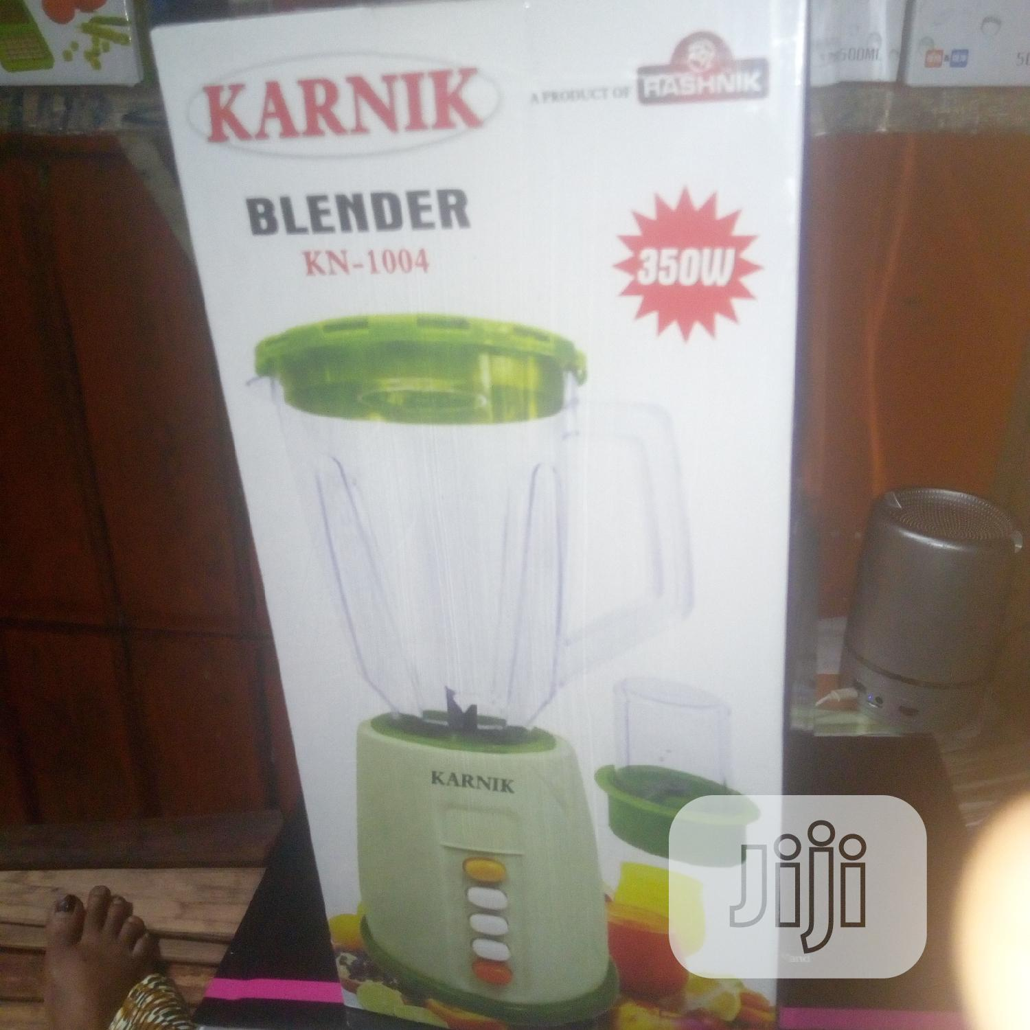 MASTER CHEF Blender With Mill | Kitchen Appliances for sale in Lagos Island, Lagos State, Nigeria