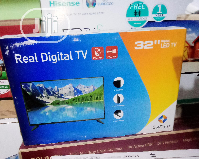"""Startimes Digital LED TV 32"""""""