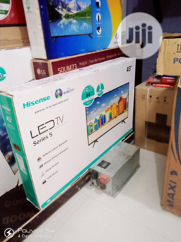 """Hisense LED TV 43"""" 43B5100P"""