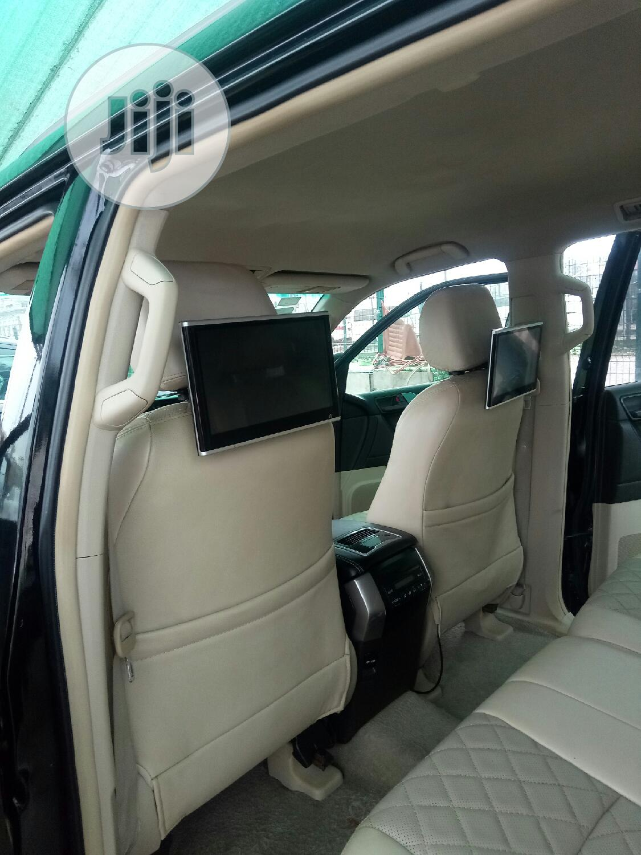 Toyota Land Cruiser Prado 2011 GXL Black | Cars for sale in Lekki Phase 2, Lagos State, Nigeria