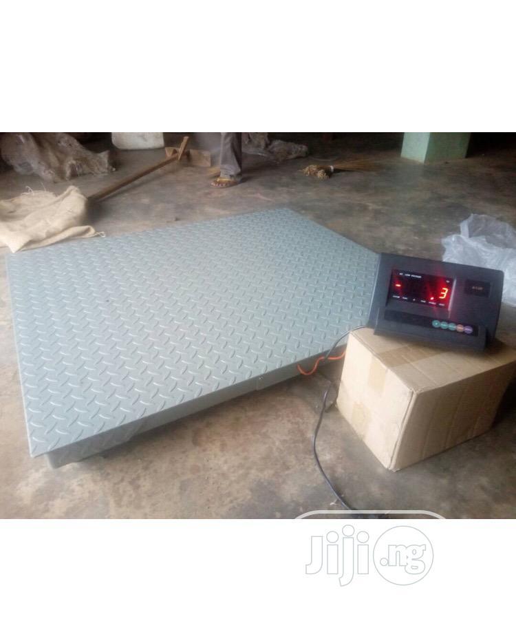 5000 Kg/ 5 Tonnes Digital Scale