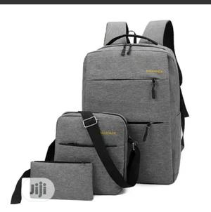 Universal Chef 3in1 Waterproof Backpack With Usb Port   Bags for sale in Oyo State, Ido