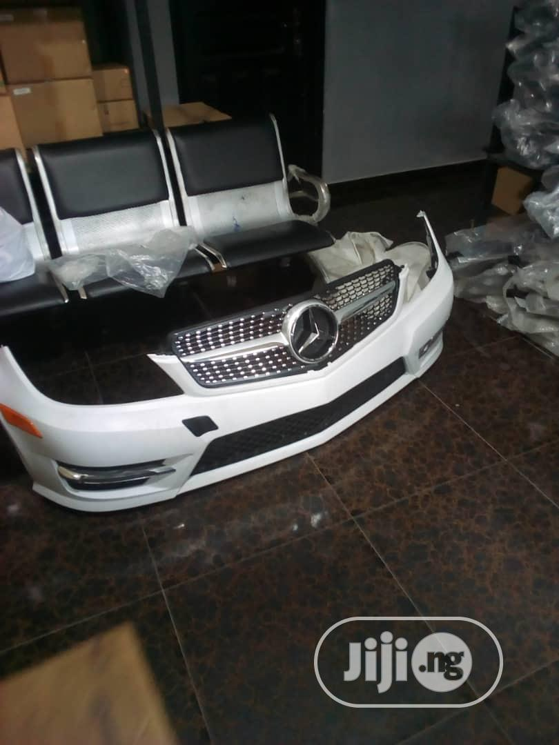 Archive: Mercedes Benz Body Kit And Engine ,Shork/Brain Boss
