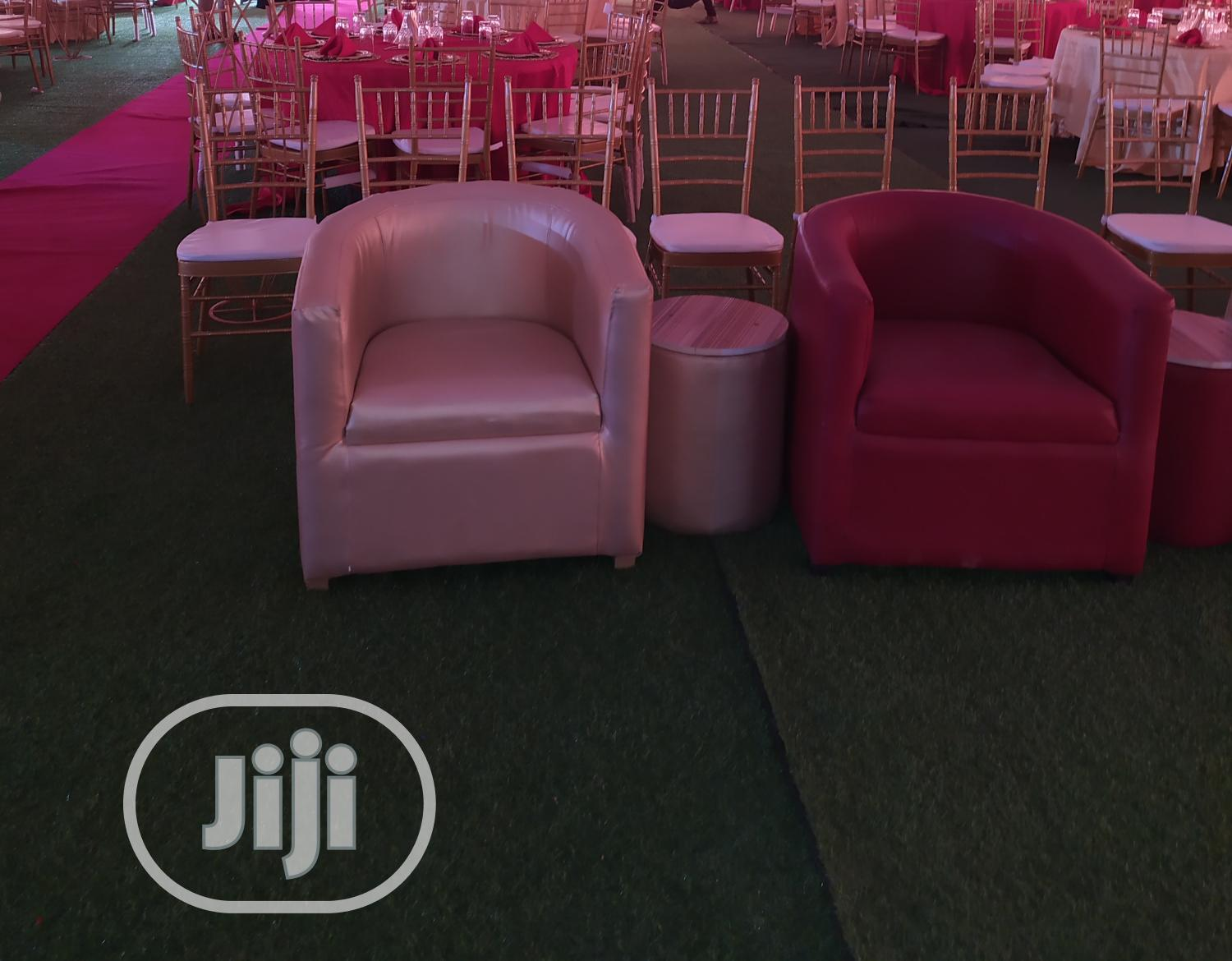 Single Sofas/Chairs For Rent   Wedding Venues & Services for sale in Agege, Lagos State, Nigeria
