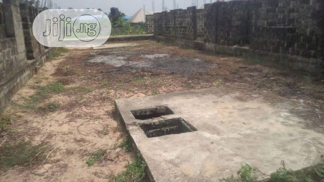 Uncompleted Multi-Plex Students Hostel Over 70 Self Contain   Commercial Property For Sale for sale in Ogbia, Bayelsa State, Nigeria