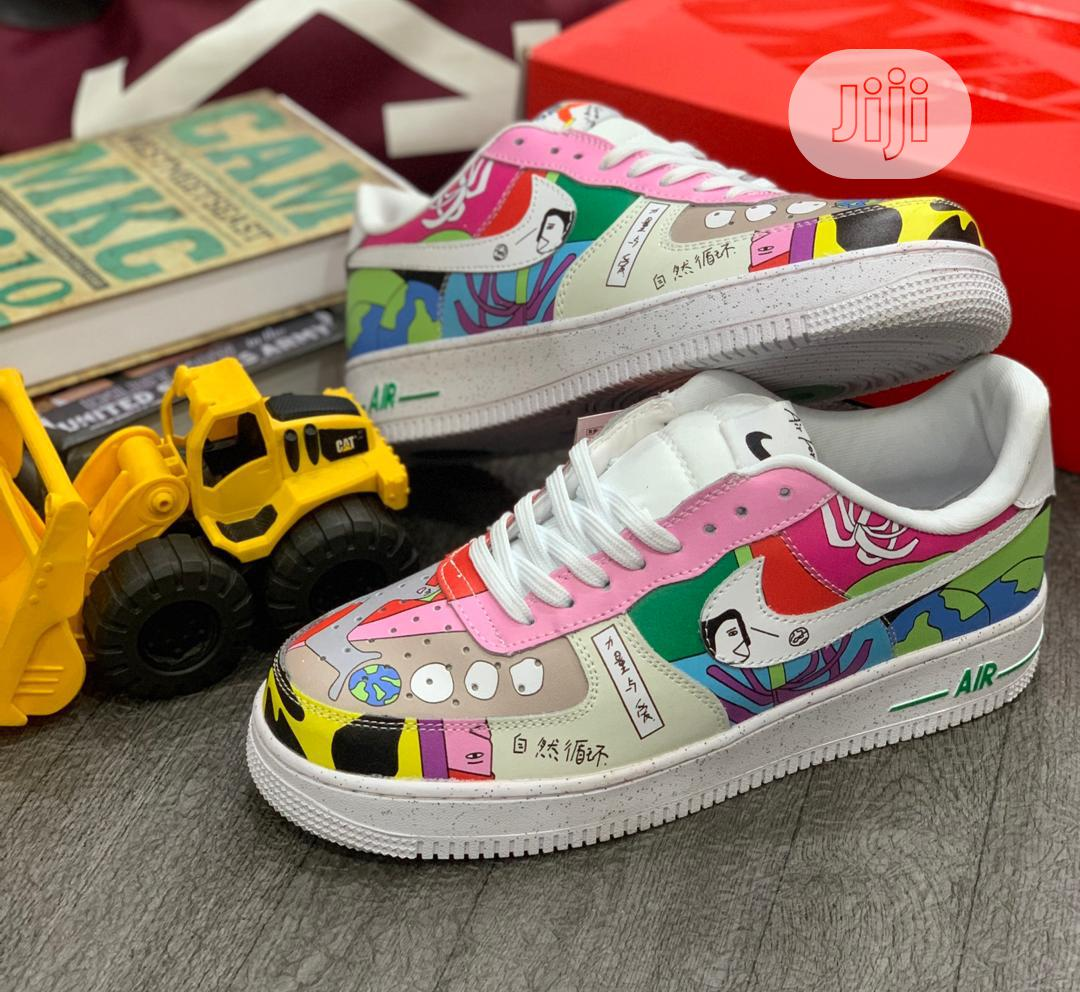 Archive: Nike Air Force 1