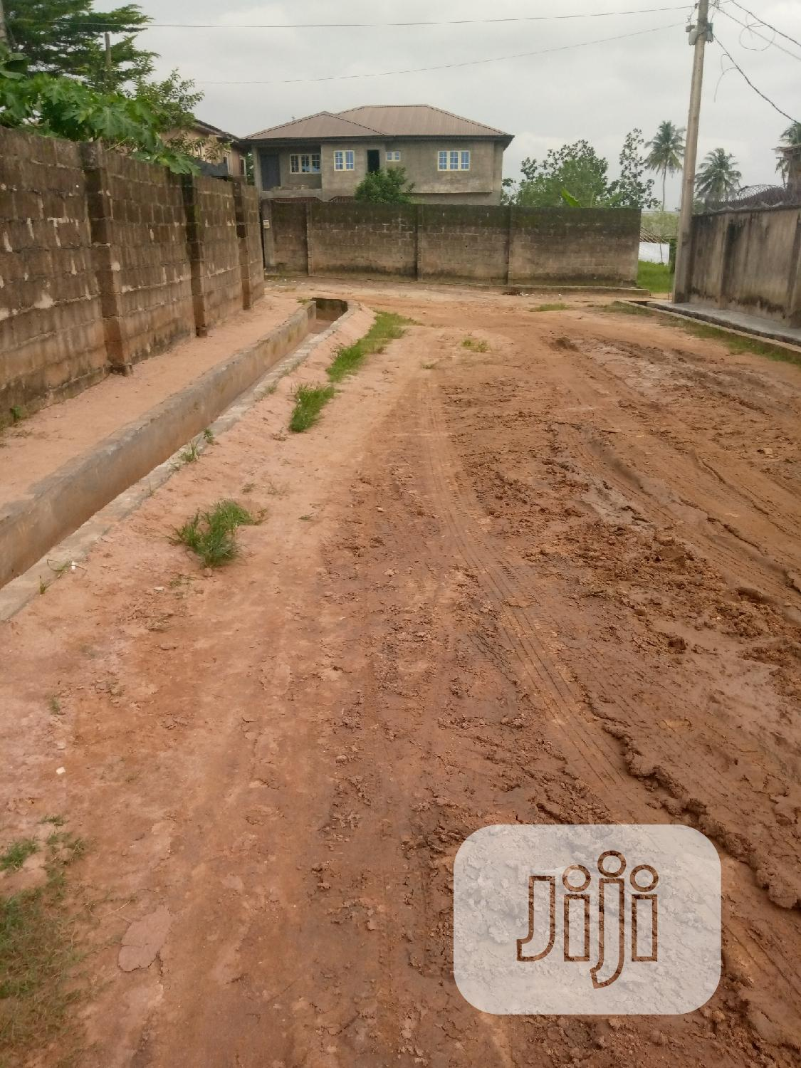 Half Plot of Land for Sale at Command Ipaja
