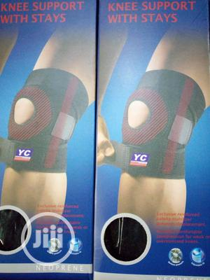 Knee Support With Stays | Sports Equipment for sale in Lagos State, Ikeja