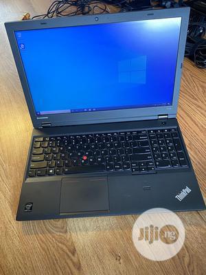 Laptop Lenovo ThinkPad T540p 8GB Intel Core i5 SSHD (Hybrid) 500GB | Laptops & Computers for sale in Enugu State, Enugu