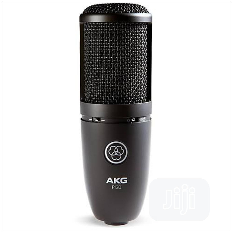 Akg P120 Studio Mic