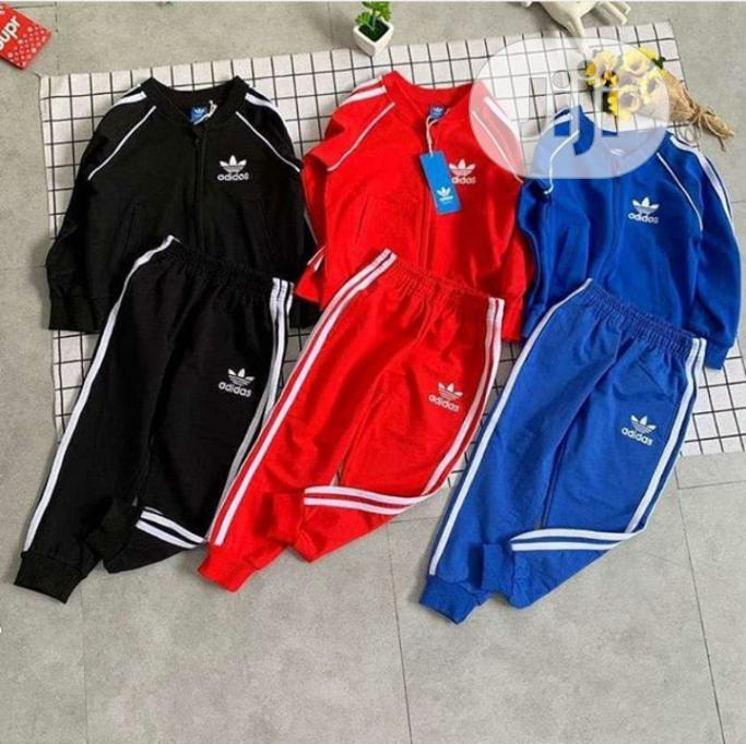 Kiddies Tracksuit | Children's Clothing for sale in Surulere, Lagos State, Nigeria