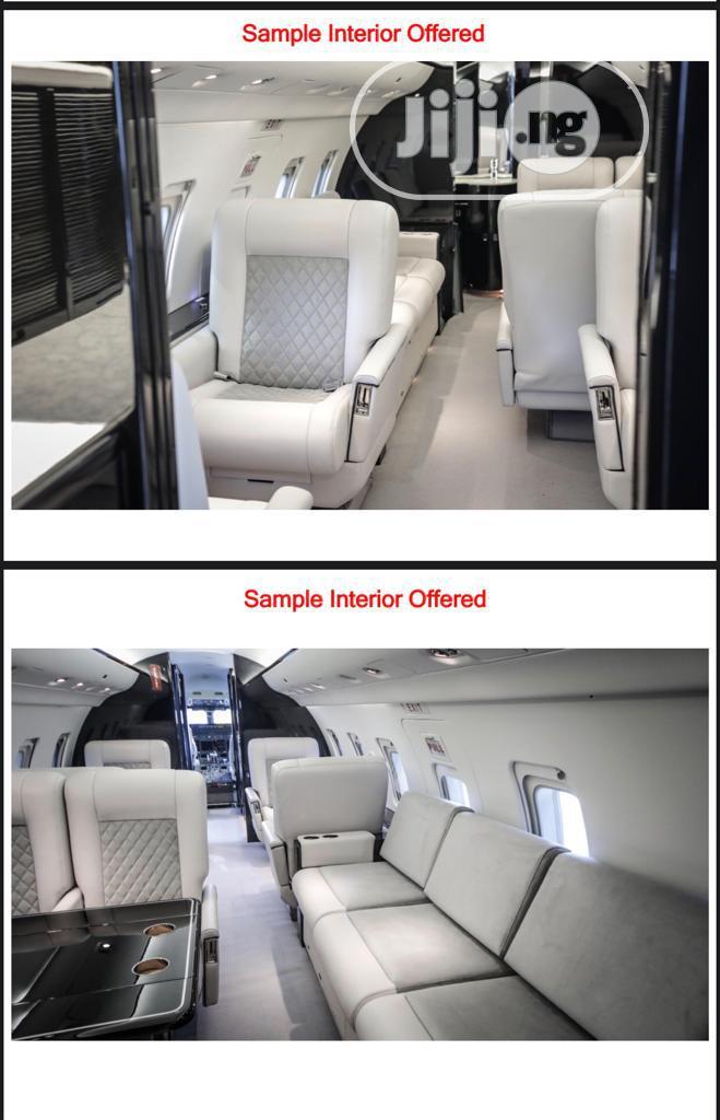 The Challenger 605 New Model Jet