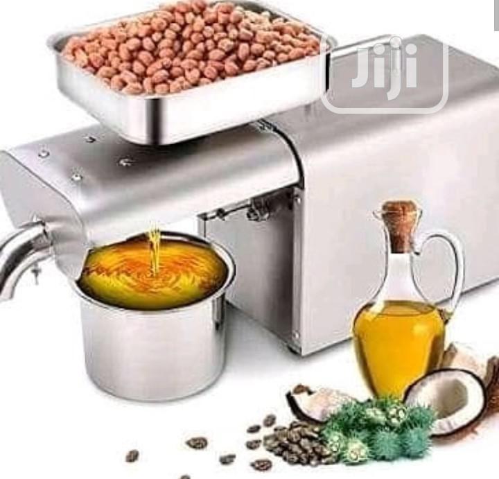 Granut Oli Machine